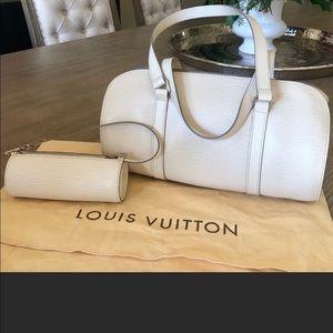 Louis Vuitton Epi Papillon set